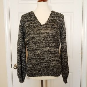 Rue21- Knit Sweater With Laced up Back